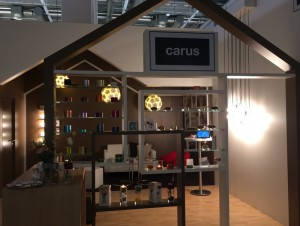 Carus_Messestand_Ambiente