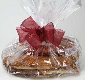 Schüttelbrot-Honigwurst