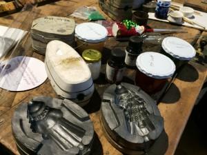 IngeGlas-Manufaktur-Formen