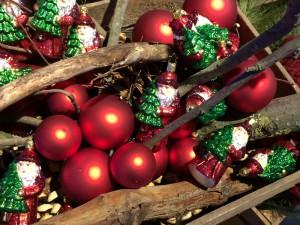 IngeGlas-Weihnachtsmänner