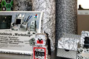 Bastelblock-Workshop