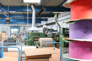 Buntpapierfabrik