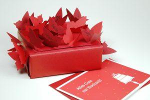 Geschenk-Hochzeitskarte
