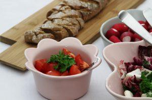 Brot-Tomate