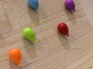 Ballon-Magnete