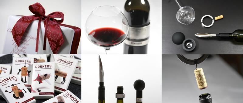 Geschenkideen für Weinkenner und Co