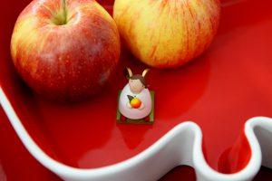 Apfel-Engel