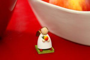 Schutzengel-Apfel