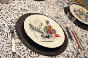 Tischservice-Silvester