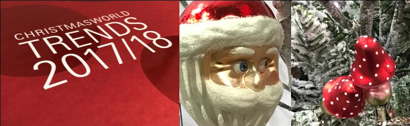 Weihnachtsfeeling auf der Christmasworld 2017
