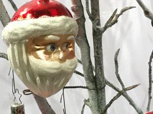Klaus-Weihnachtskugel