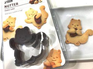 Nutter-Eichhörnchen-Ausstecher