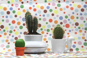 Cactus-Kräutertopf-Mugtail