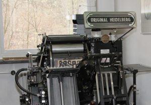 Heidelberger-Druck-Maschine