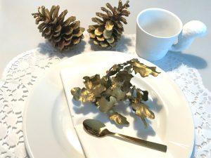 Teller-Goldene-Blätter