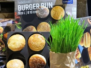 Lurch-Burger-Bun