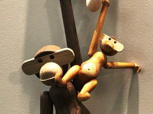Kay-Bojesen-Monkey-x4