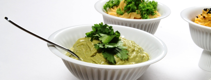 Köstliche Hummus-Variationen