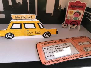 Reise Nach New York Das Perfekte Geschenk