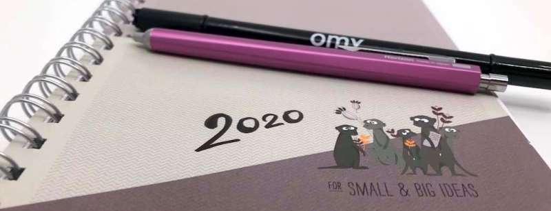 Bullet Journal 2020 für kleine & große Ideen