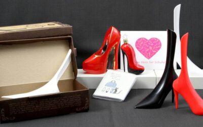 Très chic: Ein Herz für Schuhe