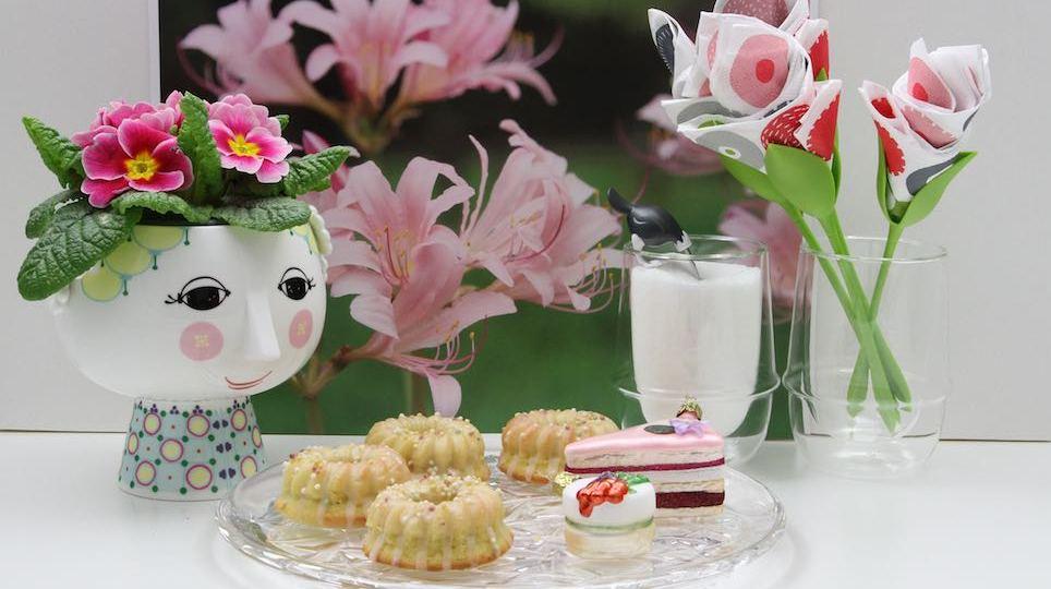 Zuckersüß & rosa