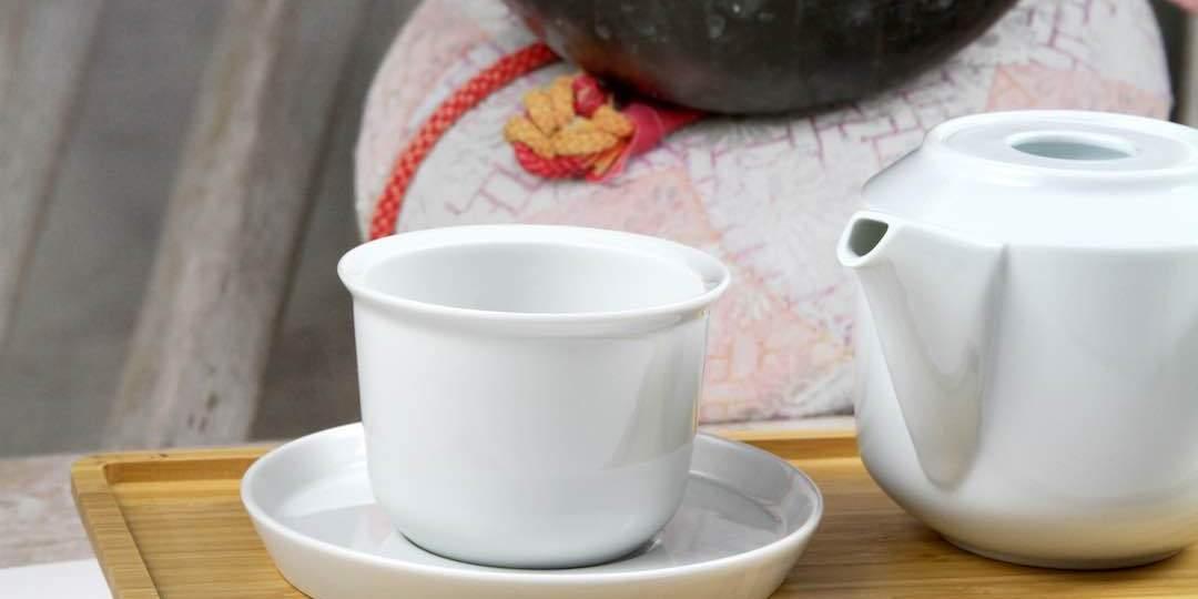 Feine Tee-Zeremonie