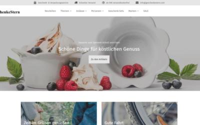 Shop Relaunch, Google, Sommerlaune, Baustelle