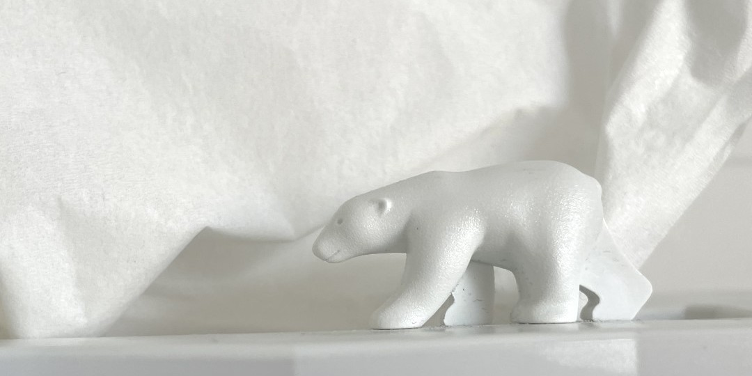 Recycling PET-Flaschen: Eisbären, Wale und Co