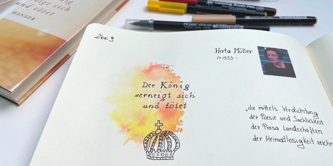 Steuer, Kastanien, König, Newsletter & Jubiläum